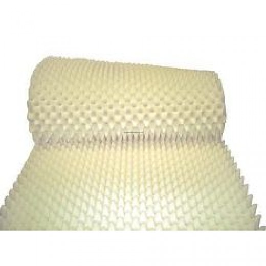 Egg crate mattress pad photo.jpg *photo curtesy of allegro medical.