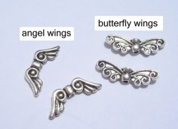 Wings for embellishment
