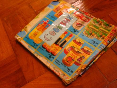 My own scrapbook