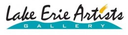 Lake Erie Artists Gallery logo