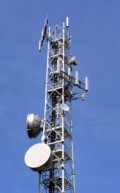 Communication towers like this one can be used for mind control.