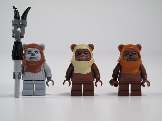 Lego:Star Wars Ewoks