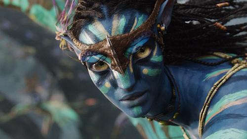 Neytiri (Zoe Saldana)