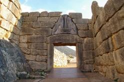 Guardians of gate, Mycenae