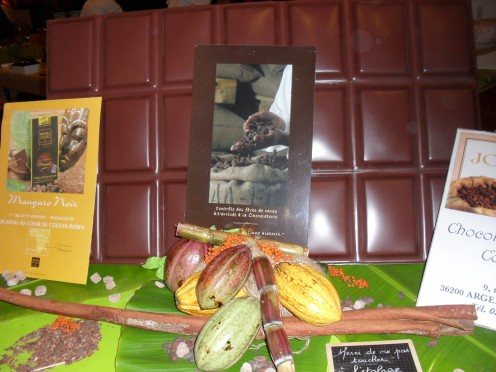 Chocolate Festival at Argenton sur Creuse