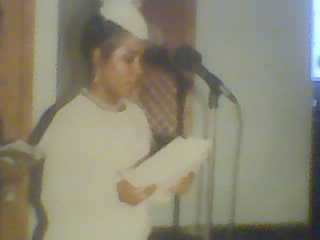 Speaking Engagement late 80's or early 90's