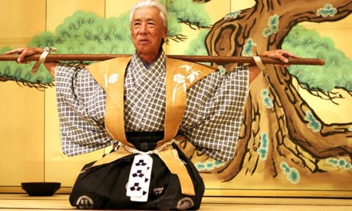 Okinawans have the longest life expectancy in the world. Most are happy and highly active well into their 90s.