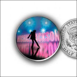 Michael Jackson Coin