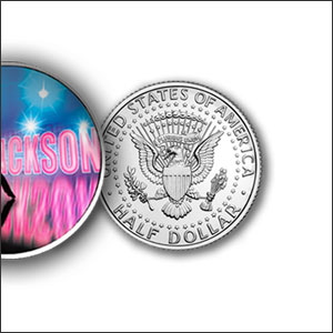 Michael Jackson Commemorative Coin