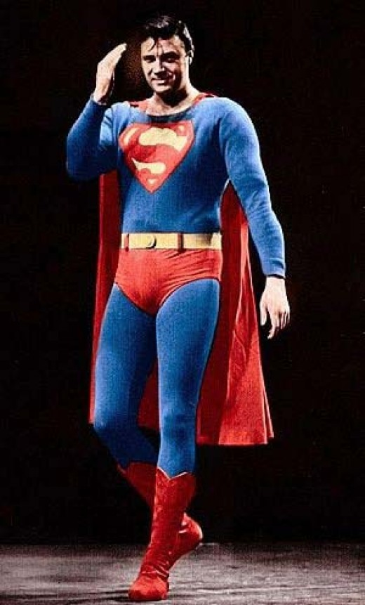 "Bob Holiday from the 1966 Broadway Musical, ""It's a Bird, It's a Plane, It's Superman!"""