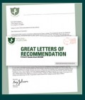 Applying to Graduate School: Letters of Recommendation
