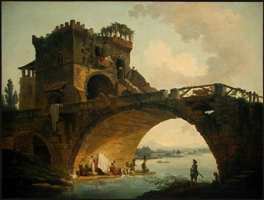 "Hubert Robert - ""The Old Bridge"" User-agent: Mediapartners-Google Disallow:"