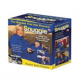 Snuggies - fleece blanket with sleeves