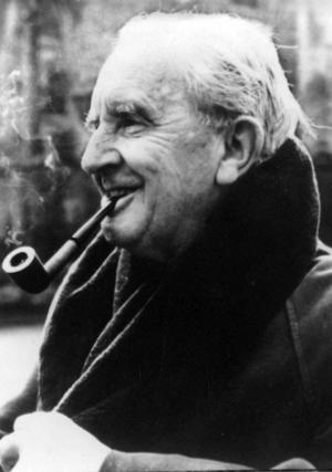 J.R.R. Tolkien the father of modern fantasy fiction