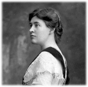 Willa Cather, American author