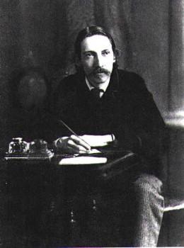 Robert Louis Stevenson was a master story-teller