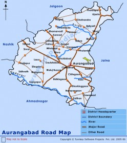 Aurangabad: General information about the city for the tourists!