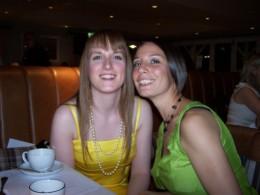 Maddie and Sharon