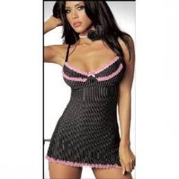 Babydoll nightie and panty set