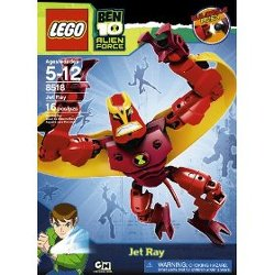 The Ben 10 Jet Ray Set