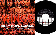 Silly Love Songs by Paul McCartney and Wings - Best Song of 1976 (According to Sales Charts)