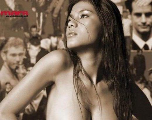 ANGEL LOCSIN, my favorite Filipina actress