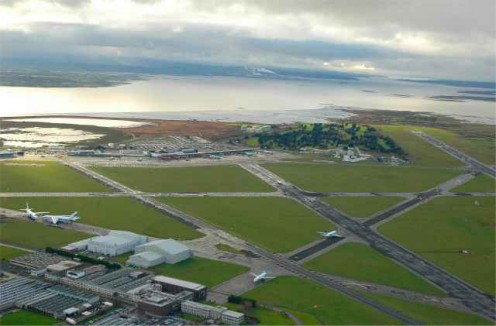 Shannon Airport - where the Irish coffee was invented... !!