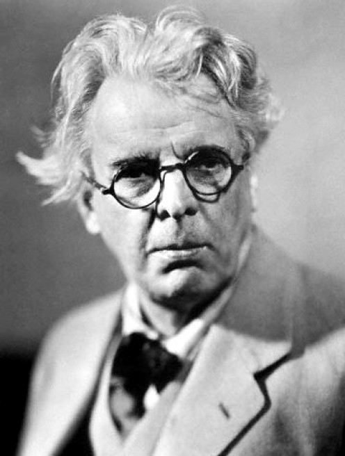 One of Ireland's Nobel winners and most famous poet WB Yeats is buried at Drumcliff, County Sligo.