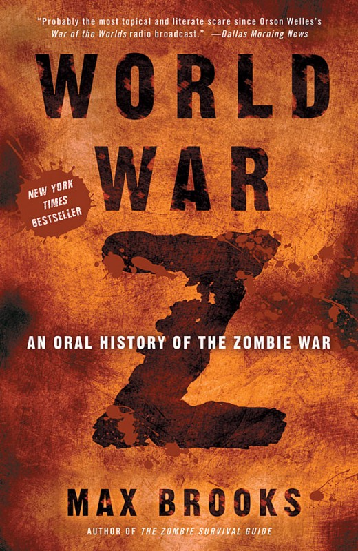 World War Z An Account of first hand encounters with the undead in a zombie apocalypse of the world.