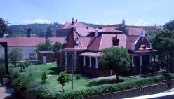 House at Pretoria Central Prison