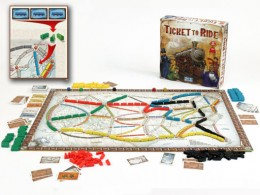 Ticket To Ride - Days of Wonder Games
