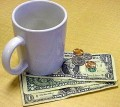 Tipping. Is your waiter really worth it? Or are you just obligated to leave a tip!