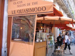 Paris Food Stands