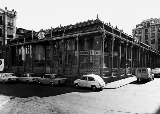 From the outside, back when. Credit: www.espinillo.net
