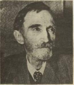 Poet George Bacovia