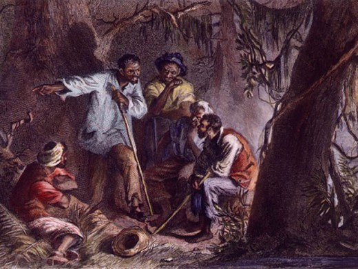 Nat Turner Revolt