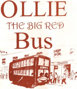 Best Children's Stories, A Short Kids Story About Ollie the Big Red Bus