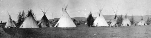 """While the """"teepee"""" is largely found in the western USA, American business people of the 1940s - 1960s built Wigwam Village motor courts in 6 SE USA locations, AZ and CA."""