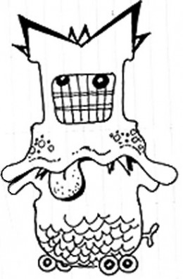 Make wacky aliens easily!