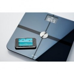 Withings WiFi Body Scale Transfers Data to Website and iPhone