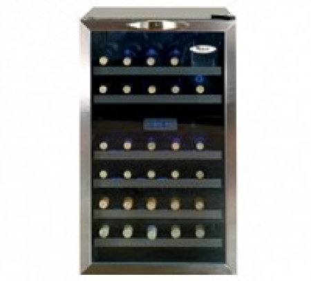 Danby 38-bottle Dual Zone Chiller