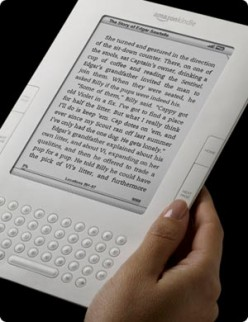 Amazon Kindle 2 versus Sony Reader Touch Edition