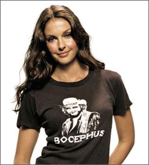 The beautiful Ashley Judd.