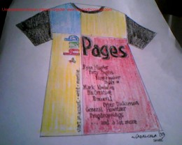HubPages personalized T-shirts