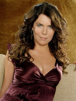 Lauren Graham's smoldering eyes.