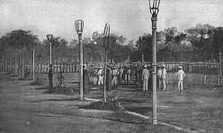 The Death of Jose Rizal