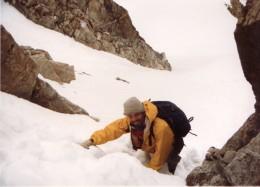 Wind River Range, Wyoming 1986