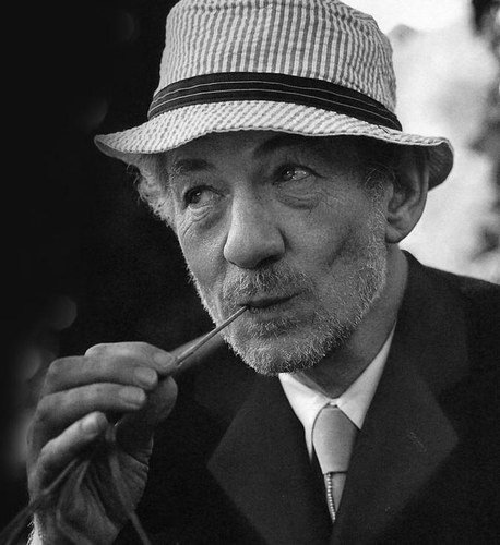 "If my advice doesn't help, try Sir Ian McKellen's: ""If we were to draw a graph of my process, of my method, it would be something like this: Sir Ian, Sir Ian, Sir Ian, action, wizard 'You shall not pass!', cut. Sir Ian, Sir Ian, Sir Ian."""