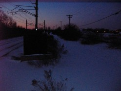 Snowshoe Sunrise