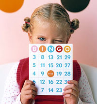 Easy Bingo Games